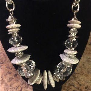 🌹BOGO equal OR lesser value Large Bead Necklace